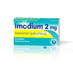IMODIUM 2 mg kaps, pehmeä 12 fol
