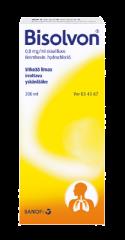 BISOLVON 0,8 mg/ml oraaliliuos 200 ml