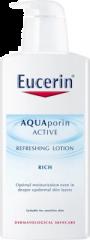 Eucerin AQUAporinAct.Ref.LotionRich 400 ml
