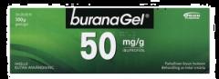 BURANAGEL 50 mg/g geeli 100 g