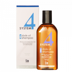 System 4 Shale Oil sh. rasv/kutiav. No 4 X215 ml