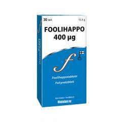 FOOLIHAPPO 400 MIKROG  30 tabl